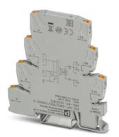 標準操作PHOENIX菲尼克斯2902972固態繼電器 PLC-OPT- 24DC/ 5DC/100KHZ-G