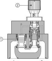 进口阿托斯流量阀,ATOS连接方式 SDHE-0639/0 10S 24v