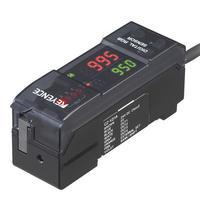 類型多樣的KEYENCE光電傳感器/電纜類型  LR-W500