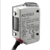 日本KEYENCE激光傳感器/反射型 電纜型100mm LR-ZB100P