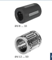 REXROTH力士乐R065822530滚珠导套的选择误区 COMPACT LIN. BUSH. KBC-25-DD-NR