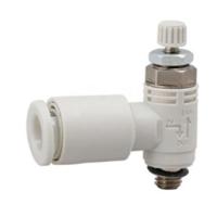 螺紋連接使用SMC的快速排氣閥 AQ5000-06