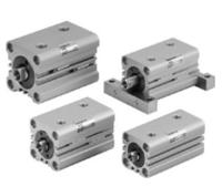 标准型SMC的薄型液压缸工作样本册 CHDKDB40-50-Z73