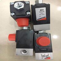 供意大利CAMOZZI小型機控閥技術文章 -