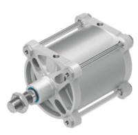 festo帶有連桿/缸筒型材的氣缸,事項 2776472
