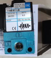 MAC真空電磁閥161B-501JB訂貨指導