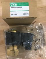 CKD喜開理電磁閥作用分析 AB41-02-4-02E