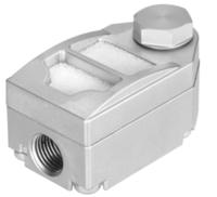 費斯托快速排氣閥用法 VBQF-U-G18-E
