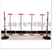 6m红白相间安全围栏