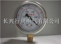 真空壓力表 Y(YZ,Z)系列真空壓力表