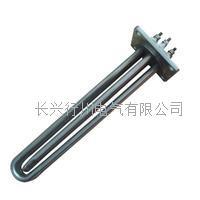 方形法蘭電熱管