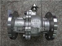 Q41F-25P不銹鋼重體型國標法蘭球閥,304重型法蘭球閥,空心球,實心球重量價格 Q41F-25P