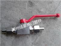 YJZQ-J15W方體外螺紋球閥,方體焊接式球閥,方形對焊球閥,方形焊接式球閥,方體液壓球閥