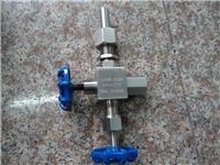 精品打造304,316不銹鋼J29W角式十字型壓力表針型儀表截止閥,儀表針式開關閥 J29W