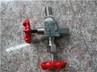 精品打造304,316不銹鋼J29W角式十字型壓力表針型儀表截止閥,儀表針式開關閥
