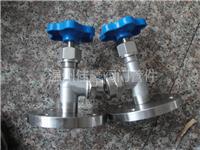 精品打造304,316不銹鋼JX29W-16P,JX49W-25P外螺紋絲牙扣,法蘭式液位計考克針型截止閥