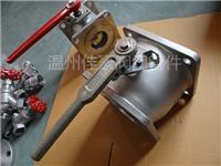 精品304不銹鋼槽車球閥,方法蘭槽車球閥,油罐車方法蘭不銹鋼球閥 Q41F-16P,Q41F-10L,CQA-10L