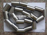 歡迎來圖來樣定做加工304不銹鋼非標長度厚度的內外螺紋內外絲牙短節短接短管 1/2PT 1/2NPT 1BSPT G3/8 G1/2  非標內外絲短管