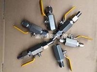 304不銹鋼Q21F/Q11F/Q91F-16/25/32/40/64P六角方鋼體卡套式內外螺紋帶活接頭對焊接式球閥 Q11F-16P Q21F-64P Q91F-25P Q91F-64P Q91F-16P