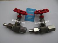 JJM1-160P GJ23W-160P J21W-160P JJM8-320P 304SS不銹鋼壓力表截止針型閥 M20*1.5