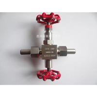 J19W-160P DN6 304不銹鋼壓力表截止針型閥門 J19W-100P