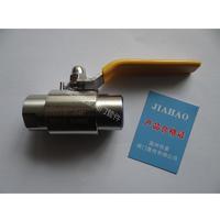 Q11F-64P DN15 304SS不銹鋼內螺紋氣源球閥 Q11-40P