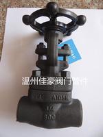 精品Z61H-800LB 碳鋼承插焊閘閥 DN15 SW¢22