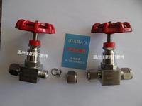 J91W-64P JJY1-64P 304SS卡套式截止針型閥 J91W-160P