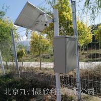 北京自動土壤溫濕度監測係統 JZ-TSQ