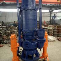 潛水渣漿泵,ZJQ潛水渣漿泵