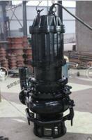 攪拌潛水渣漿泵選型