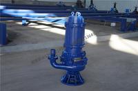 沉澱池潛水渣漿泵選型