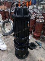 吊式潛水渣漿泵選型