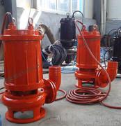 NSQ潛水渣漿泵,NSQ潛水渣漿泵型號