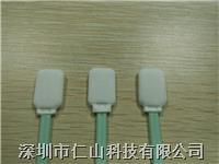 净化棉签 防静电无尘棉签、光纤连接器清洁棒、光纤连接器擦拭棒