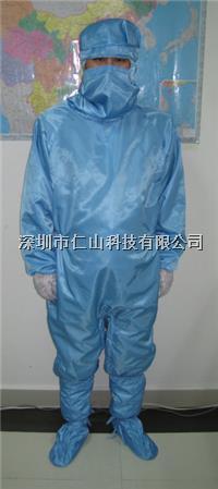 防静电服/Anti-static clothing Anti - static, anti - static clothing,百100级防静电无尘服