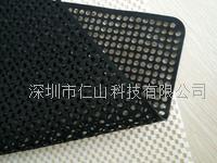 黑色硅胶防滑垫、黑色无痕防滑垫 大尺寸LCM用硅胶防滑垫、耐高温硅胶防滑垫、供应洁净不留痕防滑垫、无印硅胶防滑垫