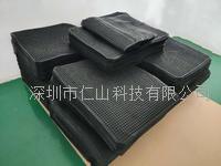 硅膠防靜電防 滑墊托盤+防滑墊