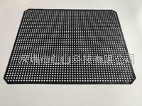 無痕硅膠墊耐高溫硅膠防滑墊 耐高溫防靜電硅膠墊 防靜電硅膠皮片