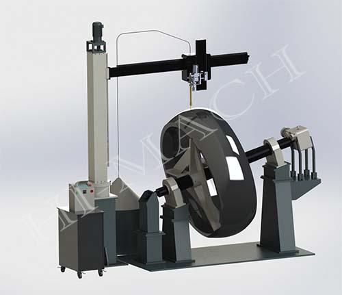 離線堆焊設備