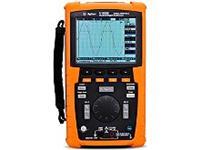 美國是德科技手持式示波器U1602B,20M帶寬,雙通道,記錄長度高達 125000 個點 U1602B