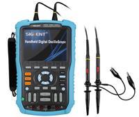鼎陽SHS810系列手持示波器,2通道,100MHz帶寬,集數字示波器、萬用表和記錄儀于一體,*大提供2Mpts的存儲深度 SHS810
