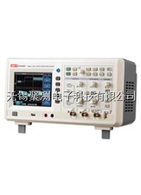 優利德UTD4102C數字示波器,帶寬:100MHz,2通道,2GS/s的實時采樣率,16通道邏輯分析儀,3位半數字萬用表; UTD4102C
