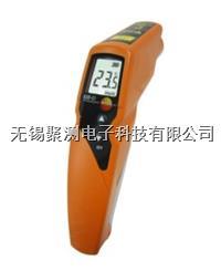 testo 830-S1 - 紅外測溫儀,帶單點激光瞄準器,帶限值設置及報警功能,便攜式設計,單點激光瞄準,10:1的距離系數比,測量快速, testo 830-S1