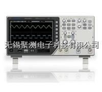 漢泰MSO7000BLG系列,帶寬80M-300M,2/4通道數字示波器; 2GS/s實時采樣率;8通道邏輯分析儀; 25MHz任意/函數信號發生器; 泰MSO7000BLG系列