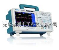 漢泰DSO5000M系列示波器,帶寬:60MHz-200MHz,7吋高分辨率彩顯 (WVGA 800x480),集成USB Host/ Device 漢泰DSO5000M系列
