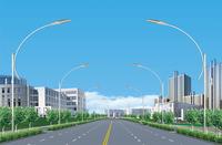 揚州led太陽能路燈