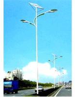雙臂高低臂路燈074