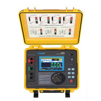 ETCR3520高壓絕緣電阻測試儀