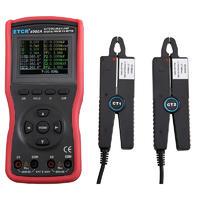 ETCR4000A多功能雙鉗相位伏安表